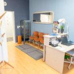 Behandlungsraum Mphysio